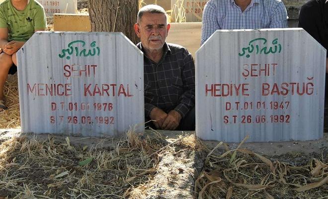 PKK'nin Tepeköy Katliamı'nın üzerinden 29 yıl geçti