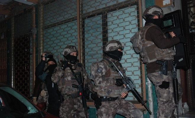 İstanbul'da DAİŞ operasyonu: 18 gözaltı