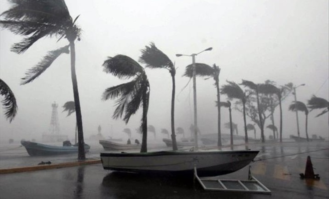 Güney Ege Denizi'nde fırtına bekleniyor