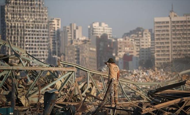 Beyrut Limanı'ndaki patlama sonrası kayıp durumundaki kişilerin aileleri konuştu