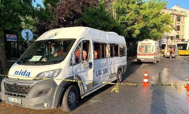 İETT otobüsü kaza yaptı: 1 ölü, 3 yaralı