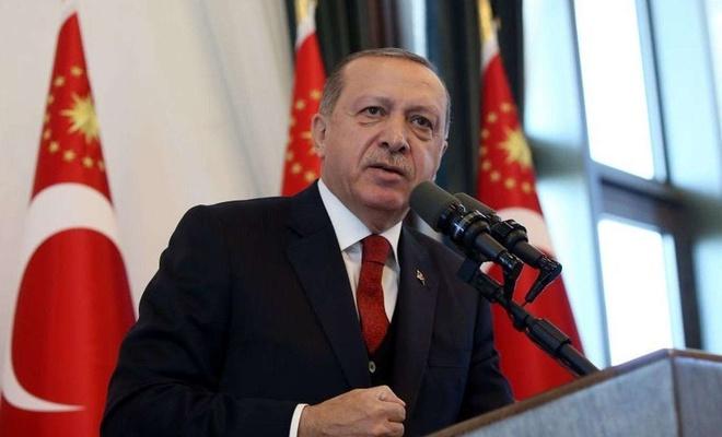 """Cumhurbaşkanı Erdoğan: """"ABD, Suriye ve Irak'tan çıkmalıdır"""""""