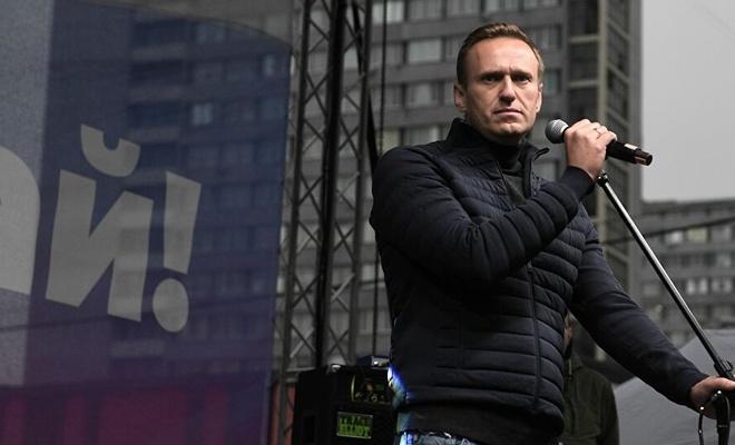 AB'nin Rusya'dan Navalnıy talebi!
