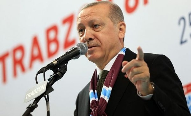 Erdoğan`dan Tel Rıfat`a operasyon mesajı
