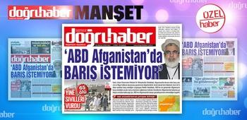 `ABD Afganistan`da barış istemiyor`