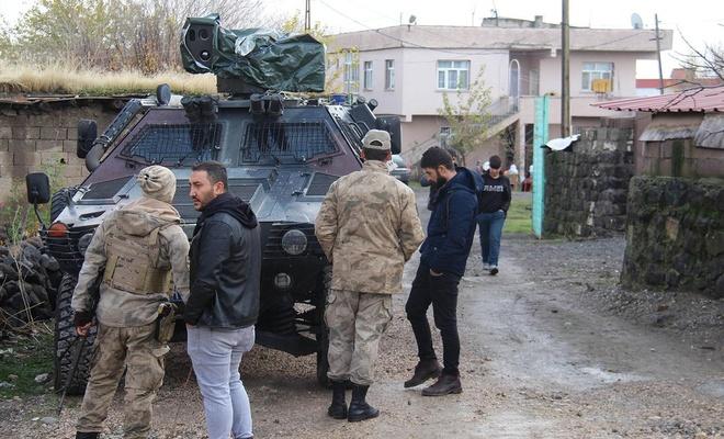 Diyarbakır'da silahlı kavga: 2'si ağır 12 yaralı