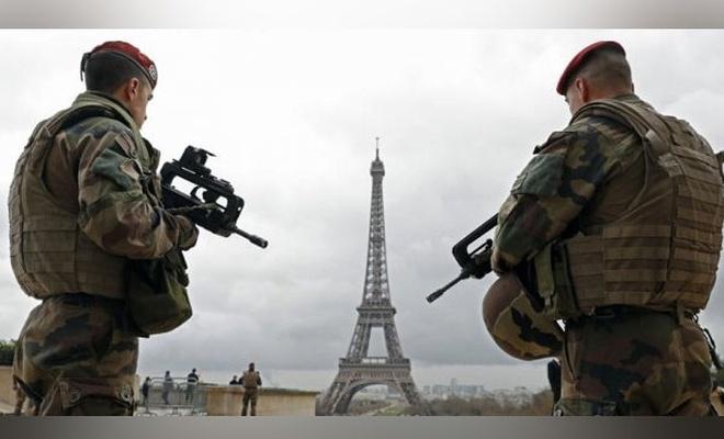 Fransa`da eylemcilere asker müdahale edecek