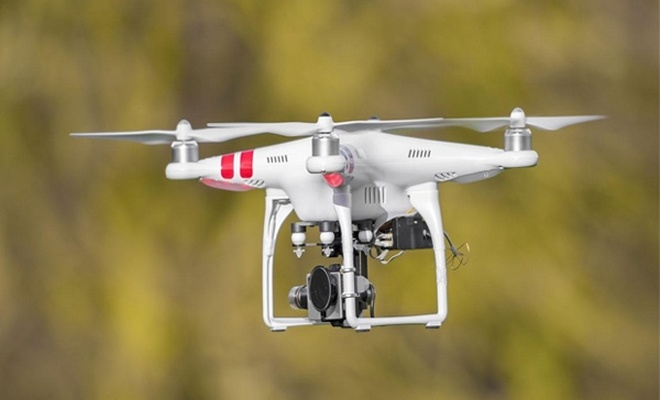 Drone`lar ağaç dikecek!