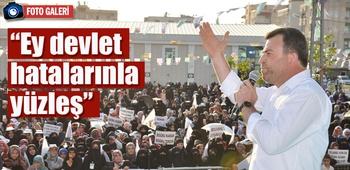 Yavuz: Ey devlet hatalarınla yüzleş