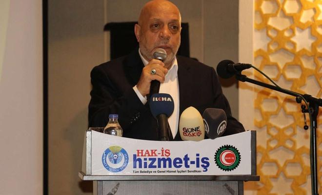 HAK-İŞ yeni anayasa çalışmalarına destek vereceklerini açıkladı