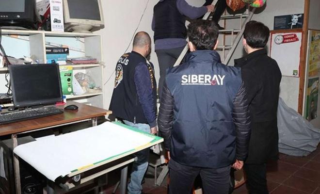 """Türkiye geneli """"Bahis ve Kumar Makineleri"""" uygulamasında 725 kişi yakalandı"""