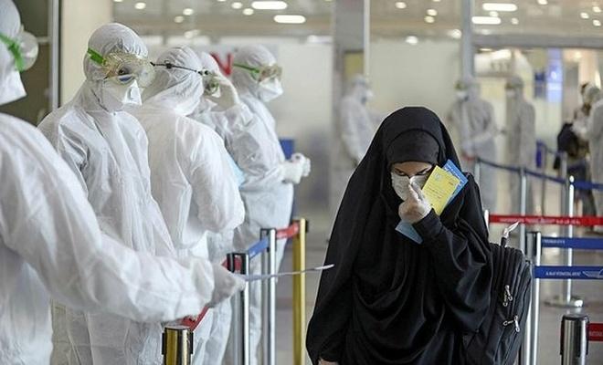 İran'ın başı normalleşme ile belada! Günlük vaka sayısında çok ciddi artış