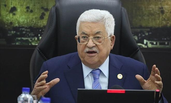 Fetih Hareketi'nin devlet başkanı adayı Mahmud Abbas