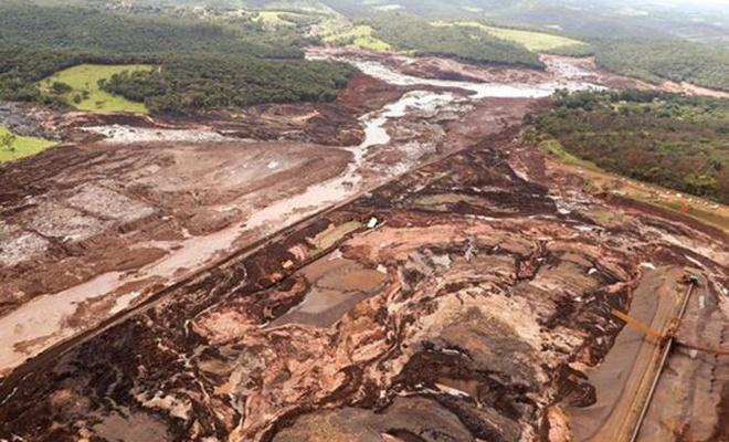 Brezilya'daki baraj çökme olayında ölü ve kayıp sayısı artıyor