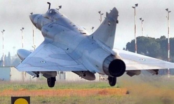 BAE`ye ait savaş uçağı düştü!