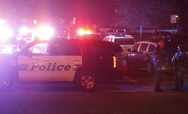 ABD`de barda silahlı saldırı: 13 ölü
