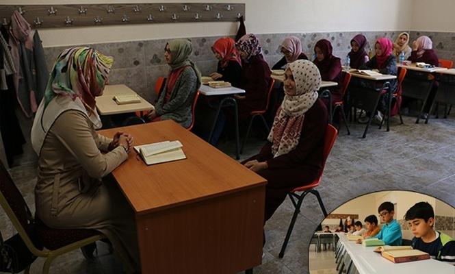 Konya`da başarısıyla dikkat çeken okul!