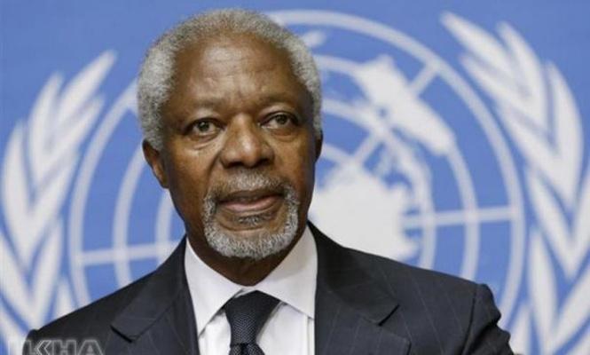 UN former Secretary General Kofi Annan dies
