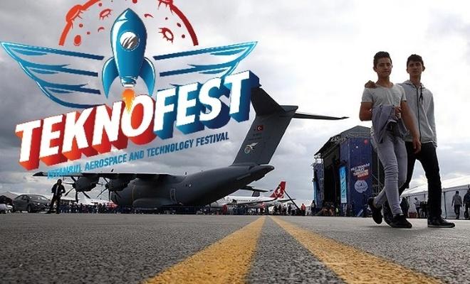 TEKNOFEST İstanbul festivali başladı