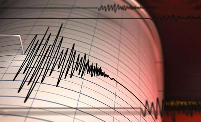 Pamukkale'de 4,0 büyüklüğünde deprem