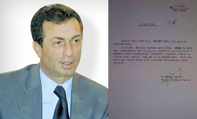 Gaffar Okkan'ın işkenceci yönü yine gündemde