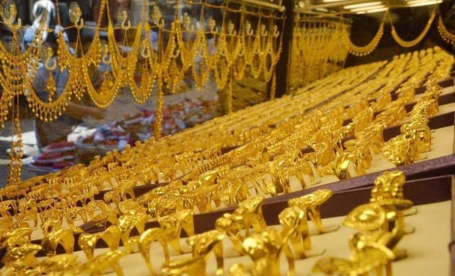 Altının gram fiyatı son dört ayın en yüksek seviyesinde