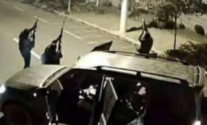 Film gibi soygunda: 1 milyon 202 bin lira sokağa saçıldı