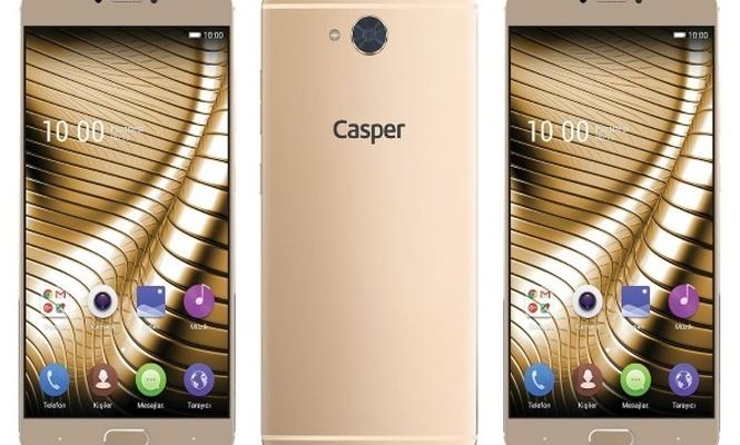 Casper Türkiye`de akıllı telefon üretimine başlıyor