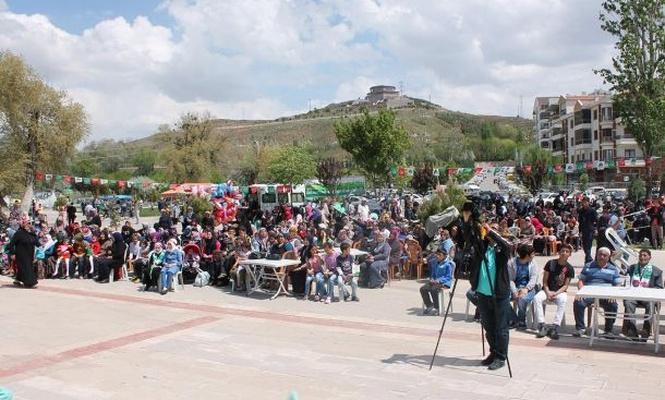 Aksaray`da Kutlu Doğum etkinliği