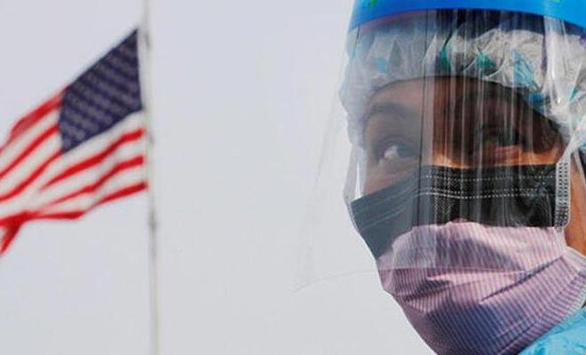 ABD'de Kovid-19'dan ölenlerin sayısı 225 bini aştı
