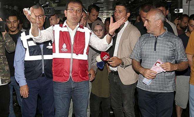 """Kendisini eleştiren İstanbullulara """"boş konuşuyorlar"""" diyen İmamoğlu'na tepki"""