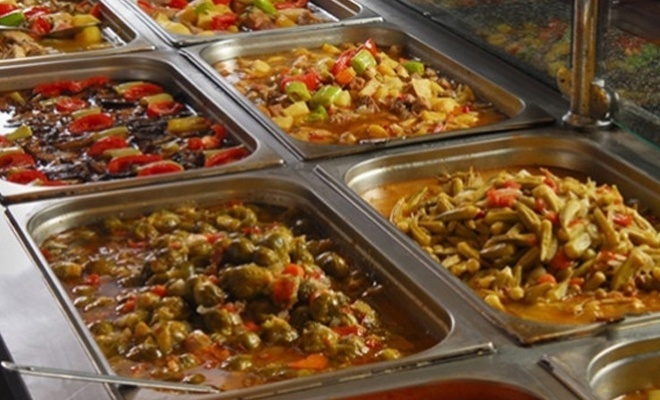 İBB'de yemek ihalesi yapıldı!