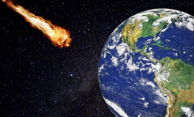 NASA açıkladı: Tehlikeli bir göktaşı Dünya'ya yaklaşıyor
