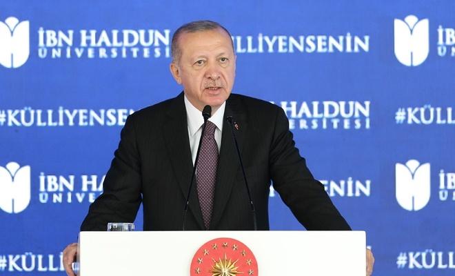 Erdoğan'dan özeleştiri