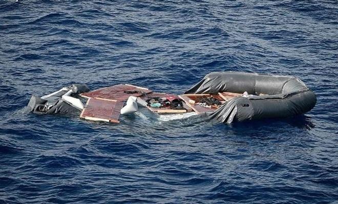 Akdeniz'de göçmen teknesi battı: 43 kayıp