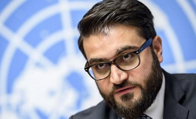 Hamdullah Mohib: ABD Afganistan'ı sattı