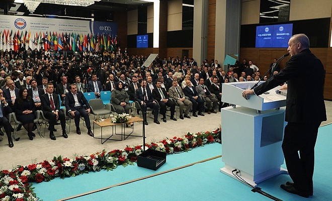Erdoğan: Dönem birlik ve beraberliğimizi yeniden perçinleme dönemidir