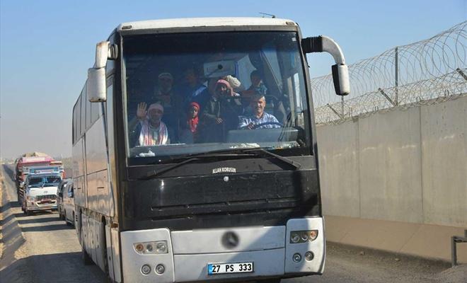 MSB: Suriyeli kardeşlerimiz gönüllü olarak evlerine dönmeye başladı