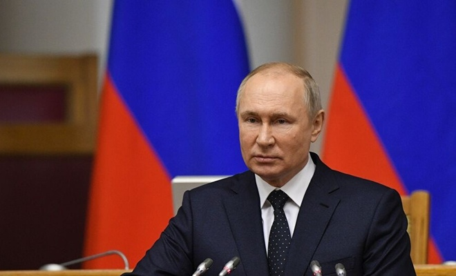 """Putin: """"Filistin-İsrail gerilimi, Rusya'nın güvenlik çıkarlarını doğrudan ilgilendiriyor"""""""