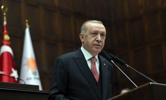 """Cumhurbaşkanı Erdoğan """"128 Milyar Dolar diye bir rakam yok"""""""