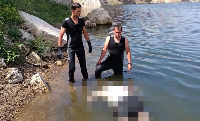 Suda kaybolan Oğuz'un cesedi bulundu