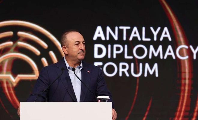 Çavuşoğlu holds press briefing regarding Southeast European foreign ministers' summit