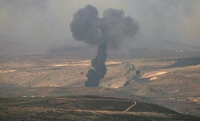 Afrin`de patlama: 4 ölü, 2 yaralı