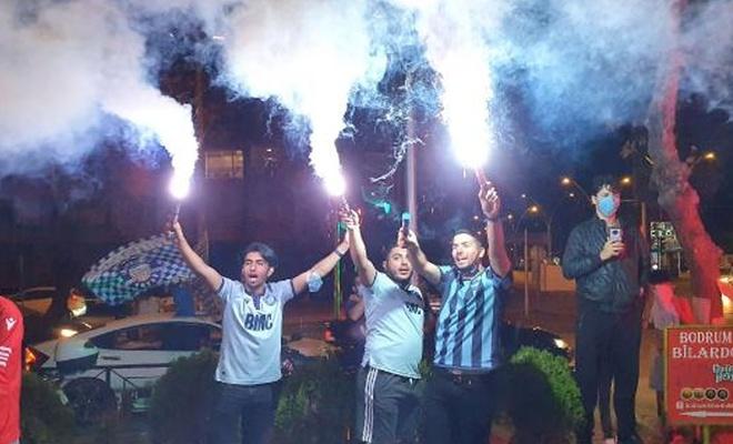 İçişleri Bakanlığı'ndan şampiyonluk kutlaması genelgesi