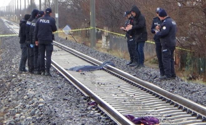 Demiryolunda cesedi bulunan kadının kimliği belirlendi