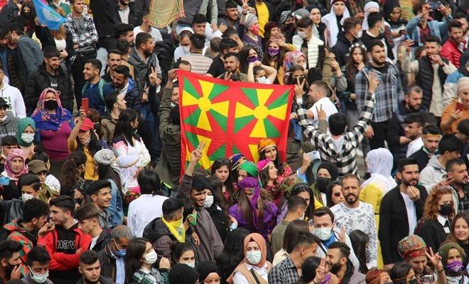 Diyarbakır'da düzenlenen Newroz mitingine soruşturma