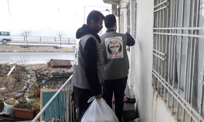 Mardin Dost-Der`den 638 aileye yardım