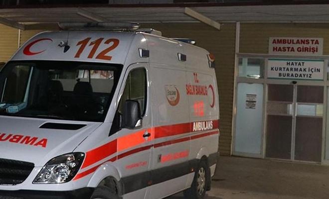 İşçi servisi devrildi: 3'ü ağır 20 yaralı