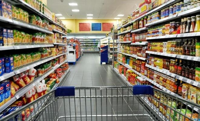 Perakende satış hacmi yıllık yüzde 0,8 azaldı