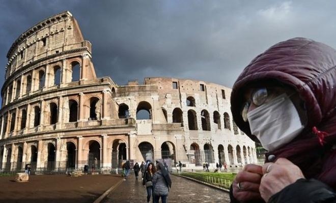 İtalya'da koronadan toplam can kaybı 123 bine yükseldi